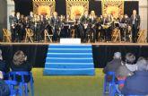 La banda municipal Unión Musical ofreció el tradicional concierto de año nuevo