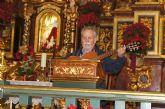 Los actos culturales en honor a Santa Eulalia finalizan con una lectura continuada de obras a la patrona de Totana