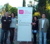UPyD Alcantarilla despide 2013 con 'la satisfacción del trabajo en equipo realizado' y con 'el reto de seguir creciendo'