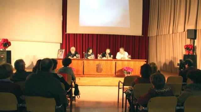 Francisco José Motos presenta su novela El perseguidor de sueños en Puerto Lumbreras - 1, Foto 1