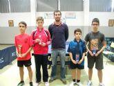Miguel Irtiz se impone en el Torneo de Reyes de Tenis de Mesa