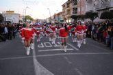 La Gran Cabalgata de Reyes se lució para cerrar la Navidad en Las Torres de Cotillas