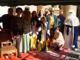 La magia de los Reyes Magos envuelve Alguazas