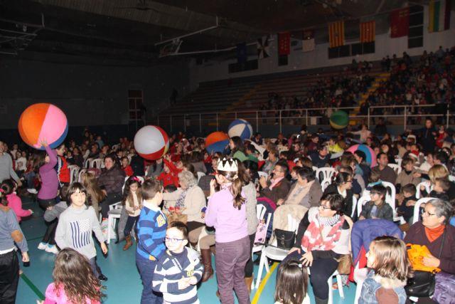 Pequeños y mayores disfrutan del musical de Pinocho - 4, Foto 4