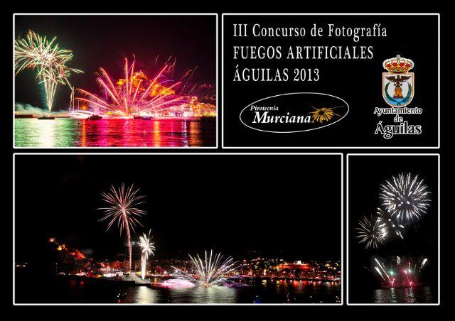 Mario Navarro gana el III Concurso Fotográfico Fuegos Artificiales de Águilas - 2, Foto 2