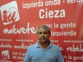 Penalva: 'El Ayuntamiento de Cieza cerró el presupuesto de 2012 con más de 600.000 euros de déficit'