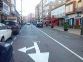 Abierto al doble sentido del tráfico de vehículos el tramo central de la Calle Mayor