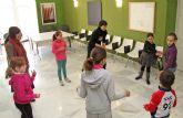El taller de teatro para niños cierra el programa de Navidad de Puerto Lumbreras