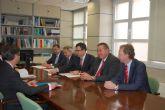 Las tres administraciones concretan la hoja de ruta para la regeneración de Portmán