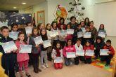 Más de 50 escolares participaron en el concurso de cuentos organizado por la Red de Bibliotecas