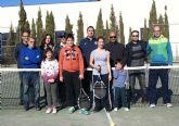 Puerto Lumbreras ha acogido el VI Torneo de Reyes de la Escuela Municipal de Tenis