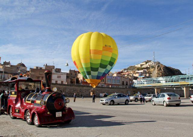 Más de 1.000 personas montan en globo en Puerto Lumbreras - 2, Foto 2