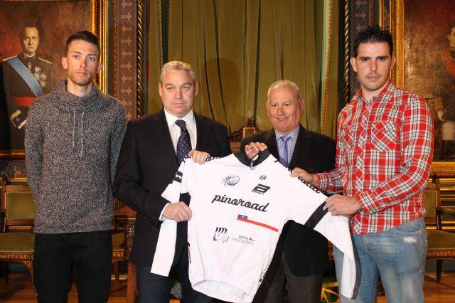 Mazarrón será la base del equipo ciclista ´Pinoroad´ gracias al apoyo del ayuntamiento - 1, Foto 1