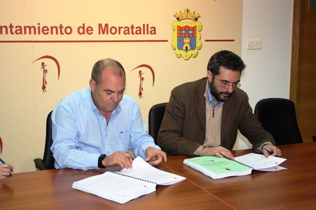 Firma del contrato de la gestión de servicio de energía y mantenimientode las instalaciones municipales de alumbrado público - 1, Foto 1