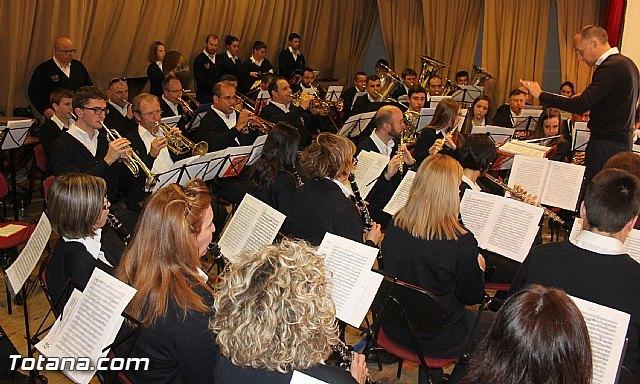 Concierto de Año Nuevo de la Banda de Música de la Hermandad de San Juan, Foto 2