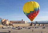 Más de 1.000 personas montan en globo en Puerto Lumbreras
