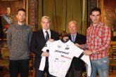 Mazarr�n ser� la base del equipo ciclista �Pinoroad� gracias al apoyo del ayuntamiento