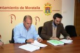 Firma del contrato de la gestión de servicio de energía y mantenimientode las instalaciones municipales de alumbrado público