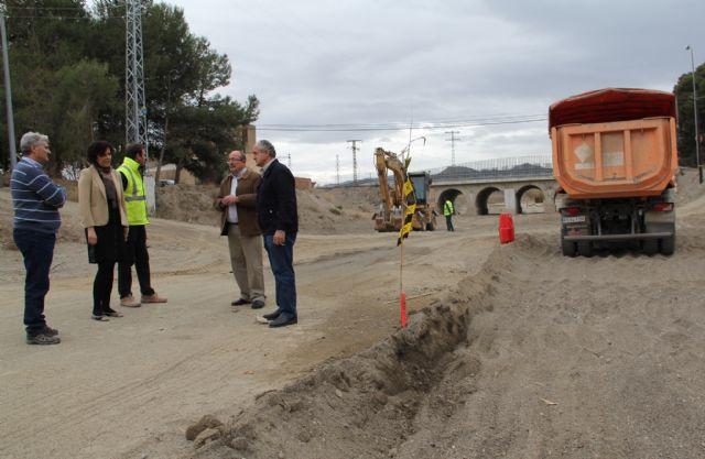 Invierten más de 60.000 euros en mejoras para la prevención de avenidas en la Rambla de Vilerda a su paso por Puerto Lumbreras - 1, Foto 1