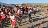 Más de 500 atletas participan en la XXVIII Liga Regional de Cross disputada en Puerto Lumbreras