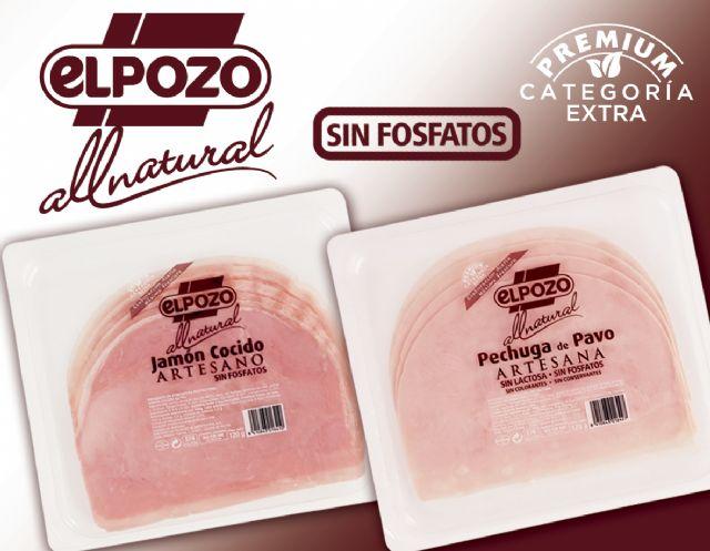 Nuevos loncheados artesanos all natural de ElPozo, Foto 1