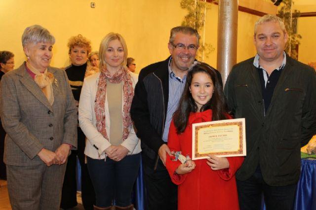Entregados los premios del X concurso de belenes de la Asociación de Amas de Casa, Usuarios y Consumidores Almazarrón - 1, Foto 1