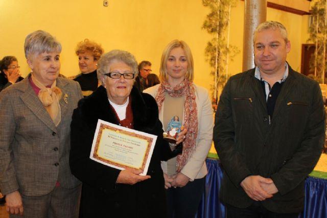 Entregados los premios del X concurso de belenes de la Asociación de Amas de Casa, Usuarios y Consumidores Almazarrón - 5, Foto 5
