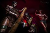 La cofrad�a del Stmo. Cristo de La Ca�da y Elevaci�n de la Cruz presentar� la nueva ubicaci�n de sus im�genes titulares en su sede