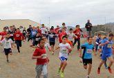 Cross Escolar con más de 450 alumnos de Puerto Lumbreras