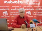 IU-Verdes quiere saber si se confirma el sobrecoste de 1.200.000 euros en las obras del Teatro Capitol