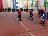 Los colegios 'Luis Costa' y 'La Flota' se imponen en el 'I Torneo de hockey en línea' de Las Torres de Cotillas