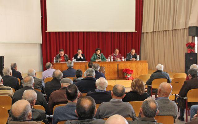 La Comunidad de Regantes de Puerto Lumbreras celebra su Asamblea General - 1, Foto 1