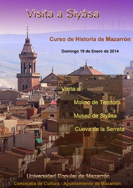 El Curso de Historia de la UPM visita este domingo la antigua Siyâsa - 1, Foto 1