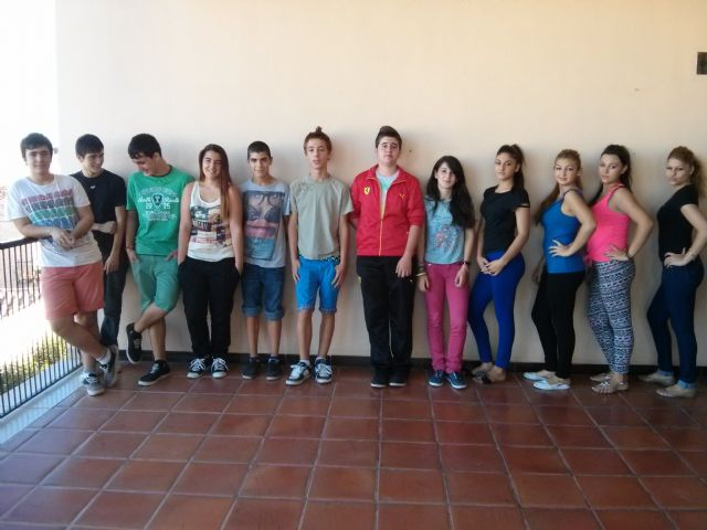 Alumnos del Aula Ocupacional participan en diversas actividades complementarias, Foto 1