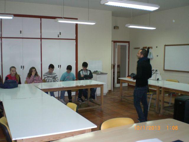Alumnos del Aula Ocupacional participan en diversas actividades complementarias, Foto 2