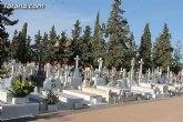 La modificación de la ordenanza permite que una misma persona pueda ser propietario de varios derechos funerarios previa justificación al ayuntamiento