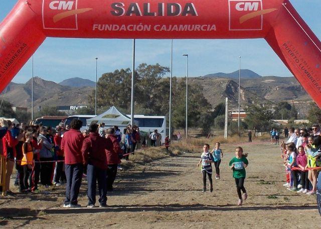 Marta Navarro consigue una nueva medalla para el Club Atletismo Mazarrón en la Liga Regional de Cross - 2, Foto 2