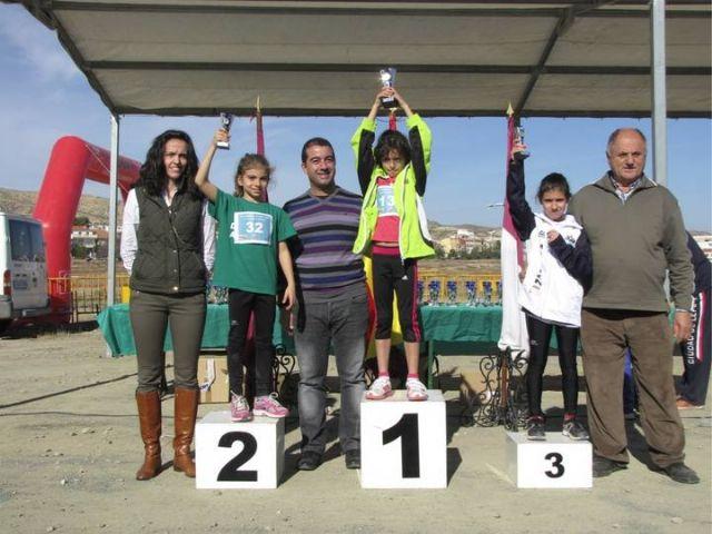 Marta Navarro consigue una nueva medalla para el Club Atletismo Mazarrón en la Liga Regional de Cross - 3, Foto 3