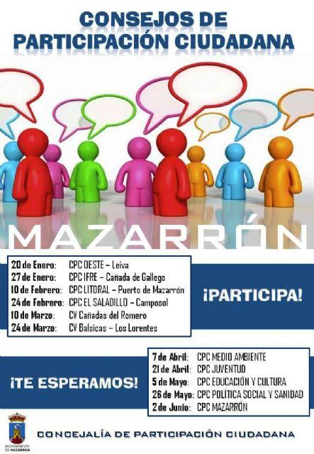 Regresan los Consejos de Participación Ciudadana, Foto 1