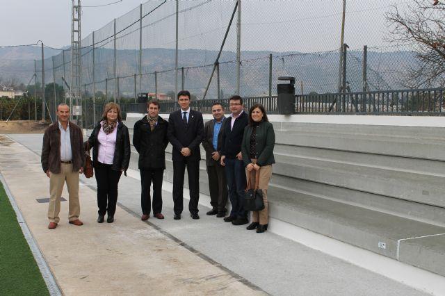 Las nuevas instalaciones del Gudalentín vienen a dar respuesta a una vieja demanda de deportistas y aficionados al fútbol, Foto 2