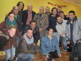 Cañamero se reúne con la plataforma Alternativa por Santomera