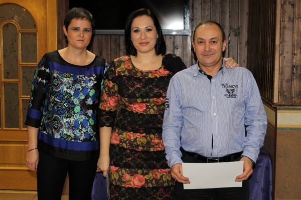 Protección Civil entrega la Medalla de Plata con distintivo azul a José Romera por sus 15 años de trabajo y constancia en la agrupación local, Foto 1