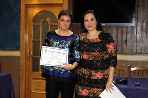 Protección Civil entrega la Medalla de Plata con distintivo azul a José Romera por sus 15 años de trabajo y constancia en la agrupación local, Foto 2