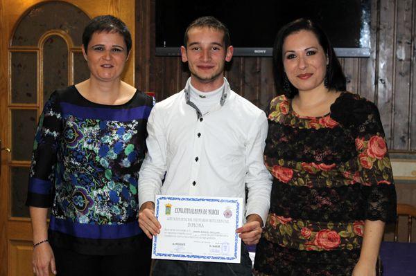 Protección Civil entrega la Medalla de Plata con distintivo azul a José Romera por sus 15 años de trabajo y constancia en la agrupación local, Foto 3