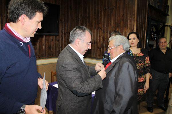 Protección Civil entrega la Medalla de Plata con distintivo azul a José Romera por sus 15 años de trabajo y constancia en la agrupación local, Foto 7