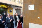 Inaugurado el Centro Municipal Los Postigos, que alberga la Oficina Municipal de Turismo de Molina de Segura