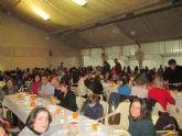 Cena del Hambre en la Parroquia de San Javier