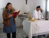 Las Pullas de Alguazas festeja a su Patrón San Antón con la tradicional bendición de mascotas y roscos de pan