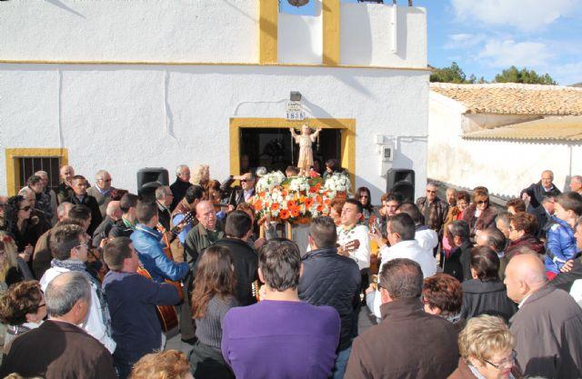 Puerto Lumbreras acogerá las Fiestas en Honor al Niño de Nápoles el próximo fin de semana - 1, Foto 1