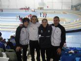 Buenas puntuaciones de los atletas archeneros en el trofeo del Consejo Superior de Deportes en Madrid